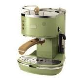 ديلونجي صانع القهوة اسبريسو لون أخضر