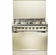 Universal Diamond 5 Burners Stainless Steel gas Cooker Diamond 8505