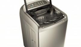Samsung top loading washing machine 14 kg WA14J5730SG